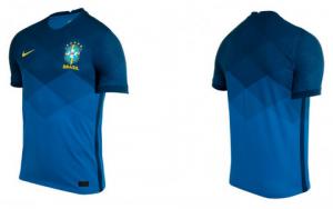 Maglie Calcio Brasile 2020 2021 seconda | completi calcio 2021